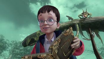 Episodio 6 (TTemporada 1) de Las nuevas aventuras de Peter Pan