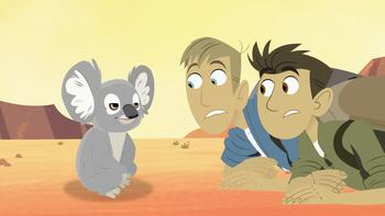 Episodio 22 (TTemporada 1) de Los hermanos Kratts