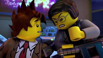 Episodio 1 (TTemporada 3) de LEGO Ninjago: Masters of Spinjitzu