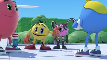 Episodio 19 (TTemporada 1) de Pac-Man y las Aventuras Fantasmales