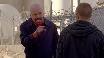 Episodio 6 (TTemporada 4) de Breaking Bad