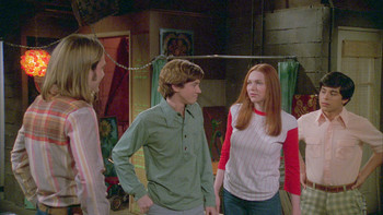 Episodio 20 (TTemporada 1) de That '70s Show