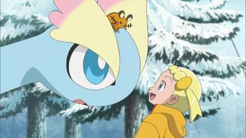 Episodio 23 (TXY) de Pokémon: XY
