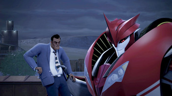 Episodio 7 (TTemporada 3) de Transformers Prime