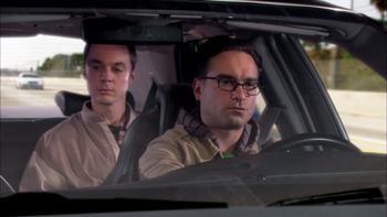 Episodio 11 (TTemporada 3) de The Big Bang Theory
