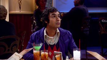 Episodio 4 (TTemporada 2) de The Big Bang Theory