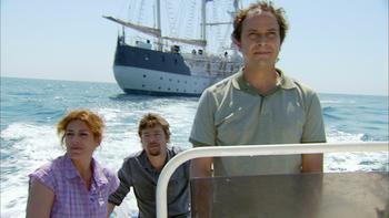 Episodio 10 (TEl Barco: Temporada 3) de El Barco