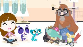 Episodio 22 (TTemporada 1) de Littlest Pet Shop