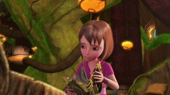 Episodio 10 (TTemporada 1) de Las nuevas aventuras de Peter Pan