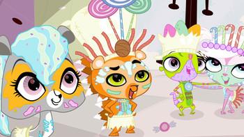 Episodio 15 (TTemporada 1) de Littlest Pet Shop