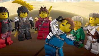 Episodio 13 (TTemporada 1) de LEGO Ninjago: Masters of Spinjitzu