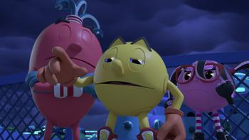 Episodio 3 (TTemporada 1) de Pac-Man y las Aventuras Fantasmales