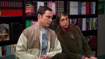 Episodio 20 (TTemporada 4) de The Big Bang Theory