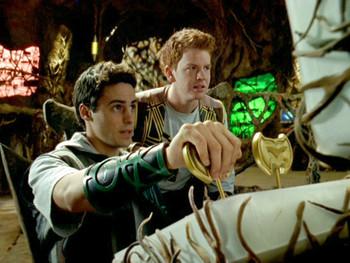 Episodio 16 (TPower Rangers Mystic Force) de Power Rangers Mystic Force