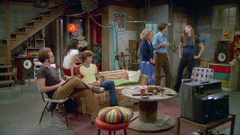 Episodio 5 (TTemporada 4) de That '70s Show