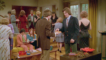 Episodio 16 (TTemporada 2) de That '70s Show