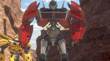 Episodio 6 (TTemporada 1) de Transformers Prime