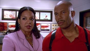 Episodio 11 (TTemporada 1) de Dexter