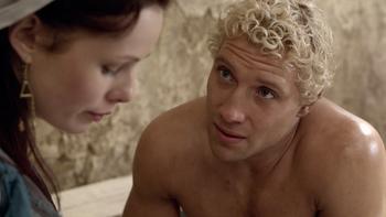 Episodio 7 (TBlood and Sand) de Spartacus