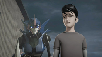 Episodio 1 (TTemporada 3) de Transformers Prime