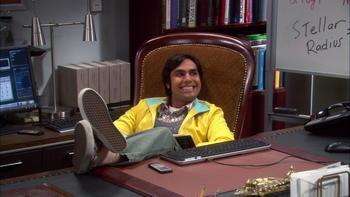 Episodio 4 (TTemporada 4) de The Big Bang Theory