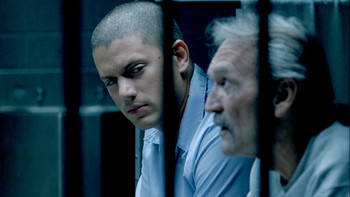 Episodio 15 (TTemporada 4) de Prison Break