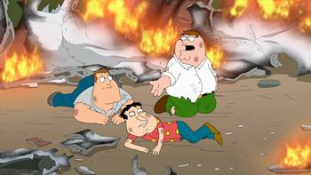 Episodio 18 (TTemporada 11) de Family Guy