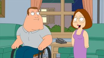 Episodio 14 (TTemporada 9) de Family Guy