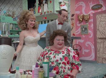 Episodio 6 (TTemporada 1) de Pee-wee's Playhouse