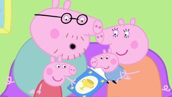Episodio 4 (TTemporada 4) de Peppa Pig