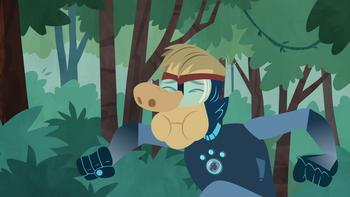 Episodio 24 (TTemporada 1) de Los hermanos Kratts