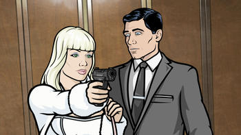 Episodio 13 (TTemporada 2) de Archer