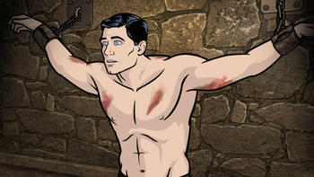 Episodio 12 (TTemporada 2) de Archer
