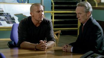 Episodio 13 (TTemporada 4) de Prison Break