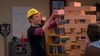 Episodio 12 (TTemporada 6) de The Big Bang Theory