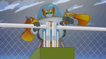 Episodio 6 (TTemporada 1) de Transformers: Rescue Bots
