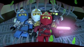 Episodio 5 (TTemporada 2) de LEGO Ninjago: Masters of Spinjitzu