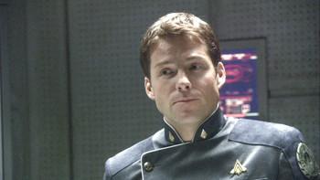 Episodio 15 (TTemporada 3) de Battlestar Galactica