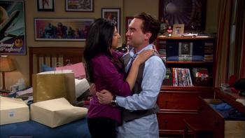 Episodio 18 (TTemporada 4) de The Big Bang Theory