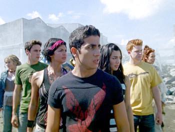 Episodio 32 (TPower Rangers Mystic Force) de Power Rangers Mystic Force