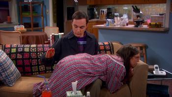Episodio 10 (TTemporada 6) de The Big Bang Theory
