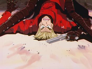 Episodio 15 (TThe Complete Series) de Trigun