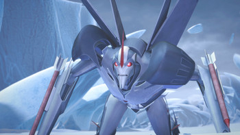 Episodio 13 (TTemporada 2) de Transformers Prime
