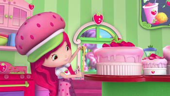 Episodio 9 (TTemporada 1) de Strawberry Shortcake: Berry Bitty Adventures