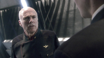 Episodio 3 (TTemporada 2.0) de Battlestar Galactica