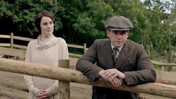 Episodio 8 (TTemporada 4) de Downton Abbey