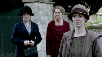Episodio 4 (TTemporada 3) de Downton Abbey