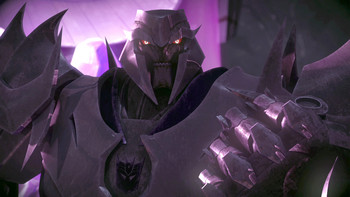 Episodio 2 (TTemporada 1) de Transformers Prime