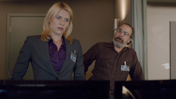 Episodio 6 (TTemporada 1) de Homeland