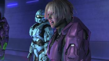 Episodio 9 (TRed vs. Blue: The Blood Gulch Chronicles) de Red vs. Blue